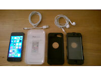 Ipod Touch 16GB 6th Generation Space Grey, excellent condition