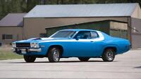 1973 numbers matching road runner