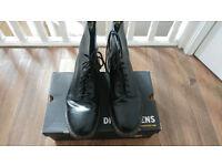 Men's Dr Marten's Black boots size 14