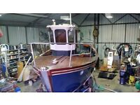 IP 23 Fishing Boat