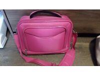 Pink Netbook Bag