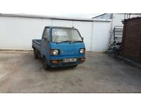Honda acty pick up classic truck 550cc running project classic barn find project