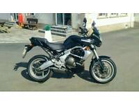 2008 Kawasaki Versys KLE650 ( not gsxr bandit gs tiger )