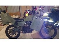 Harley Davidson MT350- SWAP FOR JEEP