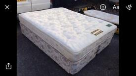 Kingsize divan bed