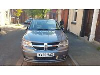 Dodge Journey 2.0 CRD SXT 5dr, LOW MILEAGE, 7 Seater, AUTO, FSH, 23 Months Warranty!!