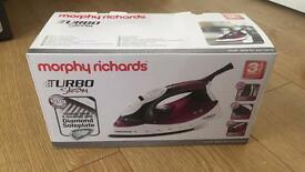 Morphy Richards Turbo Steam Iron - Only £20!