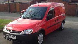 Vauxhall combo 1700 cdti