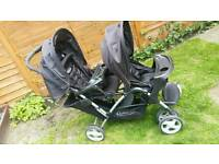 Graco Double buggy , double pushchair