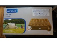 Aerobed outdoor active double airbed