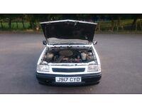 Vauxhall Nova 1.4 Luxe Edition