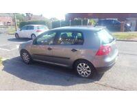 Vw golf 1.9 tdi blue motion
