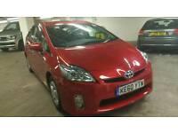 Toyota Prius/PCO Uber ready/t series/ rev cam /sat nav/low mileage for sale