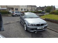 Bmw 320cd sport 55 reg