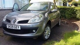 Renault Clio 1.2 16v Dynamique 5dr Excellent condition