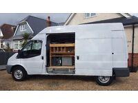 Fantastic van for sale for all trades
