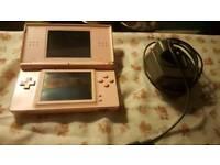 Nintendo DS Lite Pale Pink