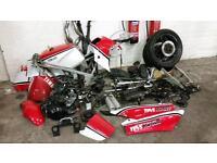 Yamaha rg 500 all parts available
