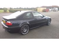 BMW M3 IN MANUAL 53 PLATE 63K MILES 1 OWNER FROM NEW!