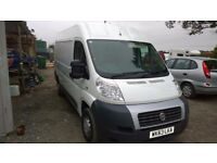 FIAT Ducato 33 Multi-Jet, MWB High-Top, 99,000 miles , 1 Owner from New, 2.3 Diesel, 2013-13 plate