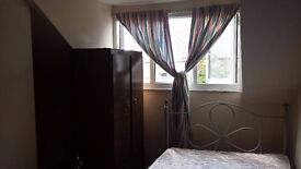 A nice and tidy double room on 2nd floor (shared bathroom and kitchen). £280/month for every thing.