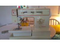 Singer sewing machine magic 9