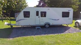 Caravan - Adria Adora 642UP - 2009 | Excellent Condition Inside & Out | Video Review Available