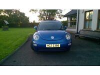 2000 Volkswagen Beetle in Excellent Condition