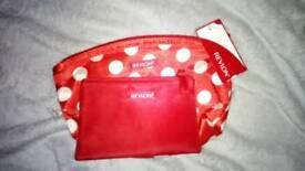 Revlon makeup bags