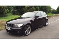 BMW 1 Series 2.0 118d Performance Edition 5dr FSH 12 Months Mot