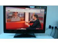 """£32"""" Sharp Lcd tv"""