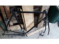 Reynold 531 road frame 59cm FREE