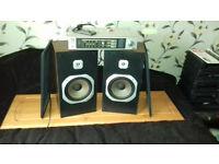 Amplifier+Speakers separates set