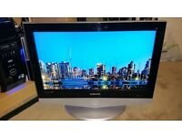 "Samsung 26"" LCD (FULL HD) Digital Freeview"