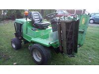 Roberine 900 ride on lawn mower with John Deere |Yanmar diesel engine