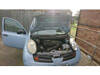NISSAN MICRA S 1.2 / 8006 MILES ONLY / LOW INSURANCE / ONE YEAR MOT