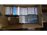 FREE .AROUND 300 CLASSICAL CDS IN GREAT CONDITION.