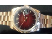 Brand New Rolex Oyster Datejust Men's Watch - Can post or deliver locally