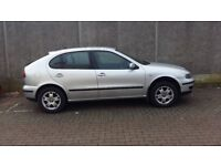 CLEAN LONG MOT SEAT LEON S 2002 FOR SALE