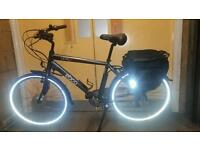 Electric bike 2016 EBCO URBAN COMMUTER UCR-10 ELECTRIC HYBRID BIKE