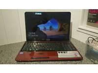 Toshiba laptop L750 windows / L755 windows 10