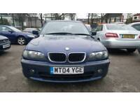 BMW 316i ES 2004 Blue 1.8 Petrol 3 SERIES