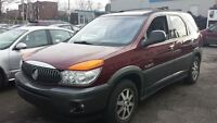 2003 Buick Rendezvous CX Plus