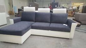 Corner Sofa Bed Sofa Corner MIAMI Brand New Packed Function Storage Universal Side 1-3 days Delivery