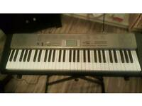 Casio lk-125 premium key lighting keyboard