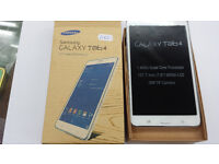 Brand New In The Box Samsung Galaxy Tab 4 White Smart Mobile Phone Tablet Unlocked 28 Days Warranty