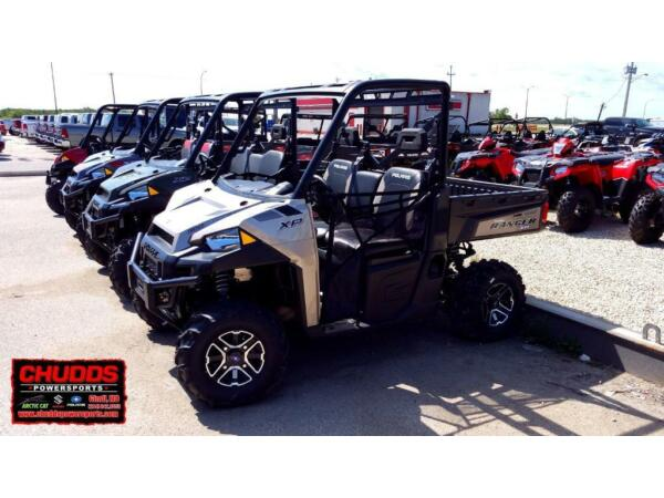 Used 2015 Other Polaris XP 900 Ranger EPS LE Sandstone Metallic