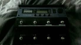 Vocal pedal