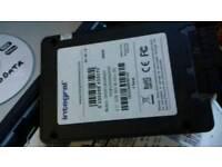 128gb SSD 2.5 sata hard drive.