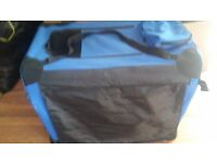 Cat den/carrier and cat litter enclosed tray
